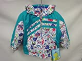 Snow Dragons Girl's Hand Spring Insulated Jacket Hot Chicks/Turquoise Size 3T
