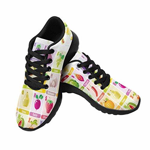 Scarpa Da Jogging Leggera Da Donna Running Jogging Leggera Easy Go Walking Comfort Sport Scarpe Da Corsa Multi 1