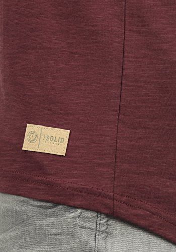 Wine Tank nbsp; Top Red Isaak Homme solid 0985 46qn1Fwv4x
