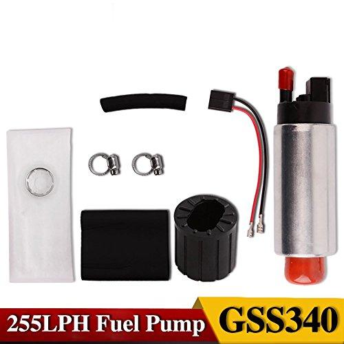 255LPH Replacement EFI Electric Fuel Pump for BMW E30 E36 E46 316i 318i 320i 330i 535i Bmw Fuel Pump Relay