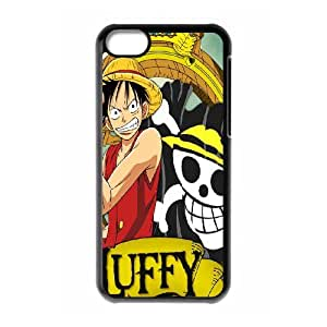 DIY iPhone 5C phone case With One Piece Pattern , Perfectly Fit Your Smartphone