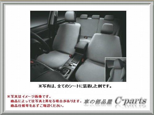 スバル レヴォーグ【VM4 VMG】 オールウェザーシートカバー(フロントスポーツシート車用)[F4117VA310] B071CT3L7P