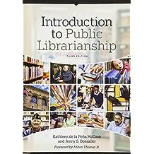 Intro to Public Librariansh-3e