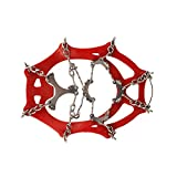 Snowline stud Spikes Chainsen Pro M red
