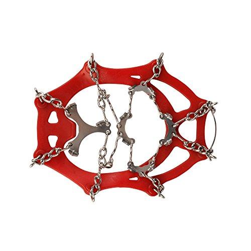 Snowline stud Spikes Chainsen Pro M red by Snowline