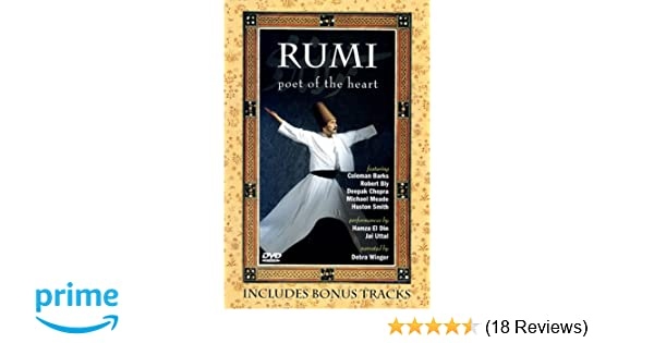 Amazoncom Rumi Poet Of The Heart Narrated By Debra Winger Haydn