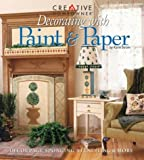 Decorating with Paint and Paper, Karin Strom, 1580110657