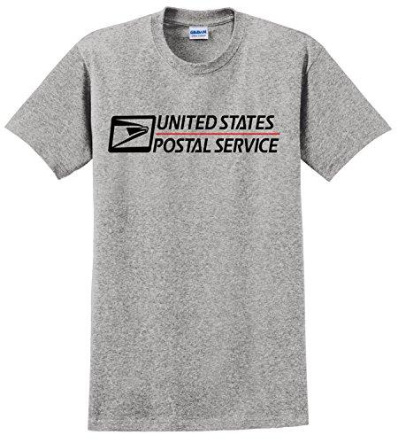USPS T Shirt United States Postal Services Unisex Tee Shirts]()
