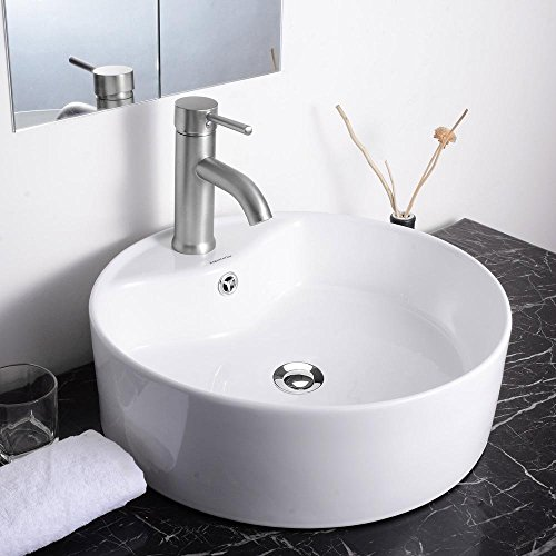 Artistic Rectangle Bathroom Porcelain Ceramic