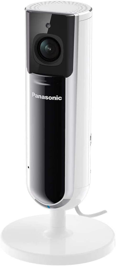 HomeHawk by Panasonic Indoor Full HD 1080p Home Monitoring Camera (Renewed)