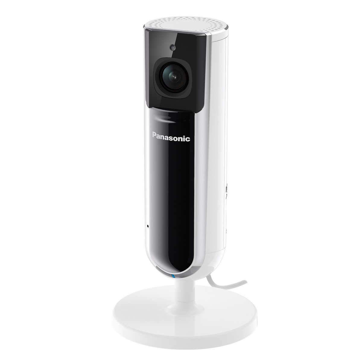 HomeHawk by Panasonic Indoor Full HD 1080p Home Monitoring Camera Renewed