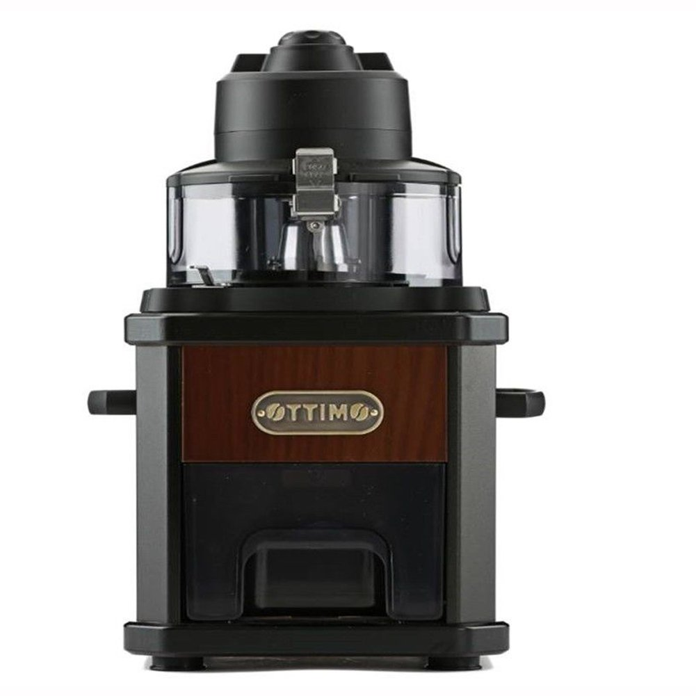 Ottimo Coffee Bean Mill Grinder For Home Cafe DIY Delicate Control Antique Wood