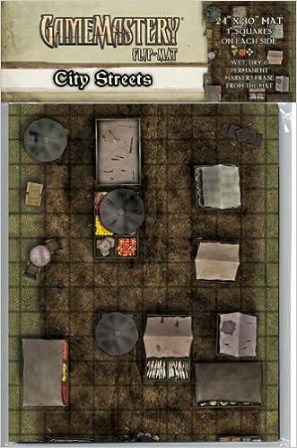 Gamemastery Flip-mat Town Square Pdf
