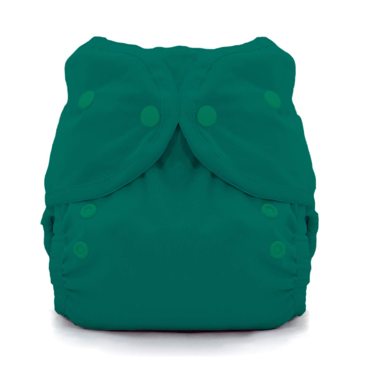 Thirsties Duo Wrap Cloth Diaper Cover, Snap Closure, Lagoon Size One (6-18 lbs)