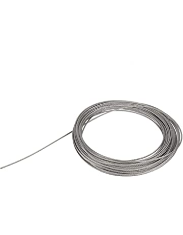 Stainless Steel Wire 0.1-3.5 mm EN 1.4845 310S Craft Wire Binding Wire Garden Wire 1-100 Metres 310S Aisi