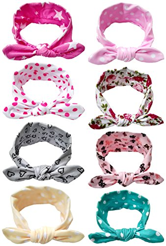 Qandsweet Baby Girls Hairbands Accessories product image