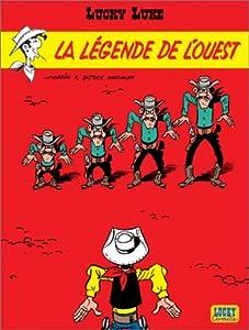 """Afficher """"Lucky Luke... n° 41 La Légende de l'Ouest : Vol.41"""""""