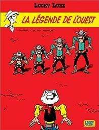 Lucky Luke, tome 41 : La Légende de l'Ouest par  Morris