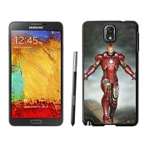 Iron man Case For Samsung Galaxy Note 3 Black