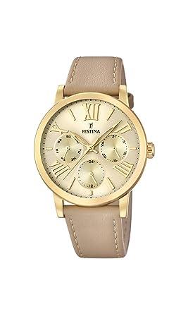 cb0c30429a8 Festina Horloge F20416/1: Amazon.fr: Montres