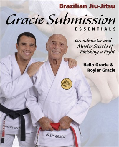 b29ae5a9d1978 Gracie Submission Essentials: Grandmaster and Master Secrets of Finishing a  Fight