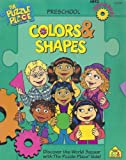 Colors and Shapes, School Zone Publishing Company Staff, 088743486X
