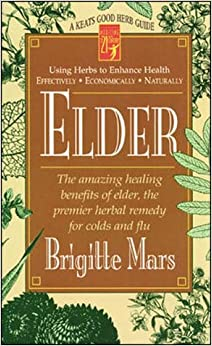 Elder: A Good Herb Guide (Keats Good Herb Guide Series)