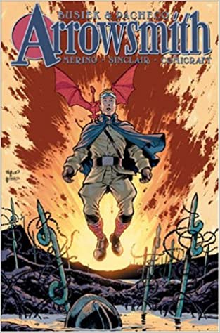 Image result for arrowsmith comic book