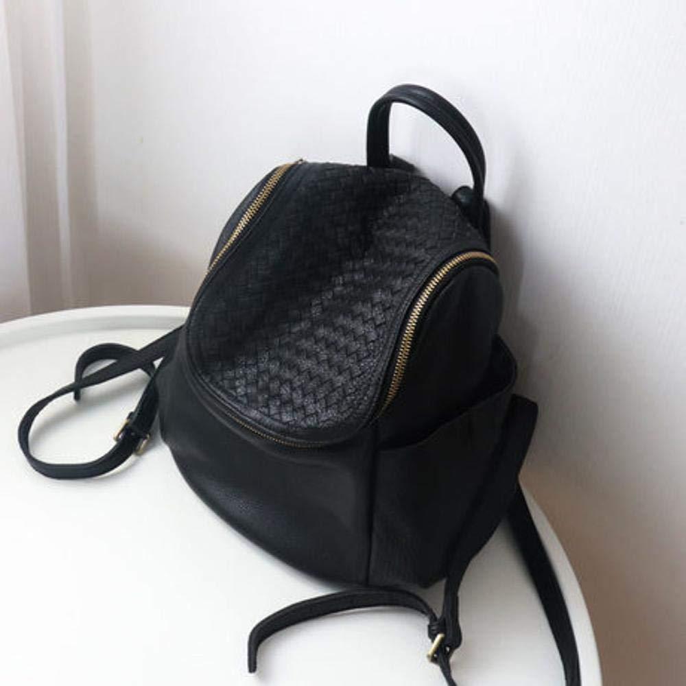 luckba ryggsäck ryggsäck dam, ryggsäck 2019 vintage ny sen linje huvud väska väska dam väska lätt mjuk väska a