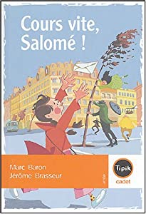 """Afficher """"Cours vite, Salomé !"""""""