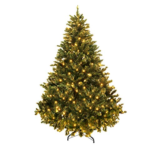 Best Artificial Christmas Tree With Led Lights in US - 3