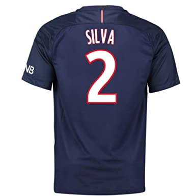 Nike PSG M SS Hm Stadium JSY Camiseta Línea Paris Saint Germain, Hombre