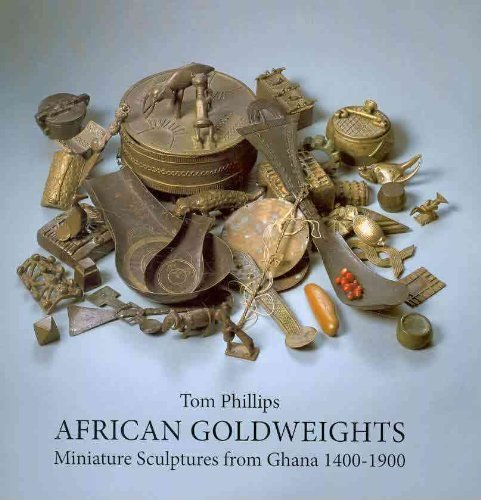 African Goldweights: Miniature Sculptures from Ghana 1400-1900 by Thames & Hudson