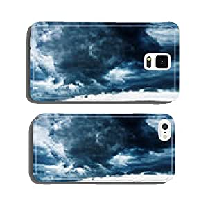 panorama of sky with thunderclouds cell phone cover case iPhone6