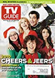 TV Guide Magazine December 20 2010-January 2 2011 Ariel Winter Julie Bowen Ty Burrell Sarah Hyland Nolan Gould Modern Family Cheers & Jeers 2 of 2 Collectible Covers