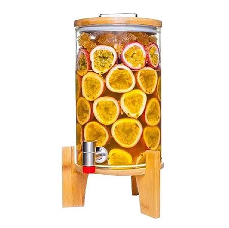 Dispensador de bebidas De Vidrio Resistente Al Calor con ...