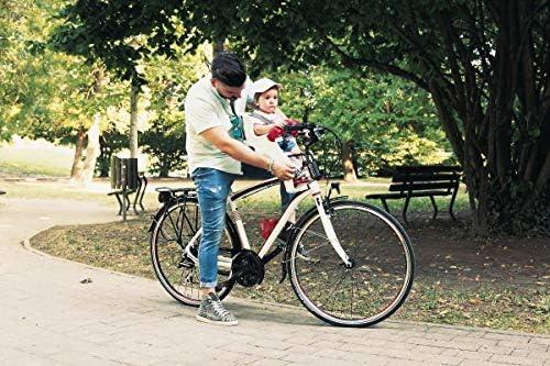 Bellelli Freccia Montaje frontal - Asientos para bicicleta de niño: Amazon.es: Bebé