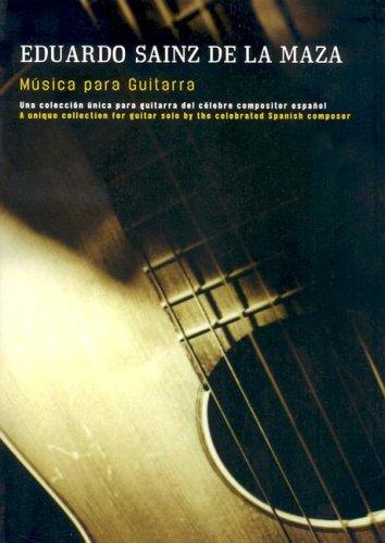 - Musica para Guitarra: (Music for Guitar)