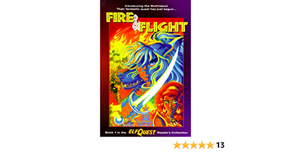 """SIGNED! ELFQUEST Readers Collection vol 1 /""""Fire /& Flight/"""" NEW"""