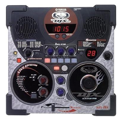 amazon com yamaha djxiib dj box that rocks with ac adapter rh amazon com yamaha djx 2 manual yamaha djx ii manual