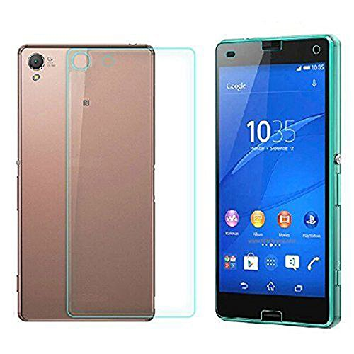 Sony Xperia Z3 Tempered Glass Screen Protector - 9