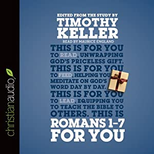 Romans 1 - 7 for You Hörbuch