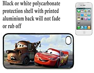For Samsung Galaxy S6 Case Cover Printed Hard Case With Aluminium Insert Cars Mcqueen And Mater