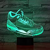 KLSOO Led Night Light Touch 7 Color Changing Boys