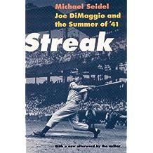 Streak: Joe DiMaggio and the Summer of '41