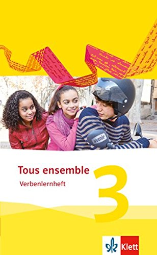 Tous ensemble 3: Verbenlernheft 3. Lernjahr (Tous ensemble. Ausgabe ab 2013) (Französisch) Taschenbuch – 1. August 2015 Falk Staub Klett 3126236251 Schulbücher