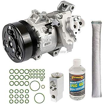 AC Compressor w/A/C Repair Kit For Suzuki Grand Vitara 2006 2007 2008 - BuyAutoParts 60-81159RK NEW
