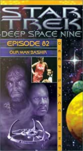 Star Trek - Deep Space Nine, Episode 82: Our Man Bashir [VHS]