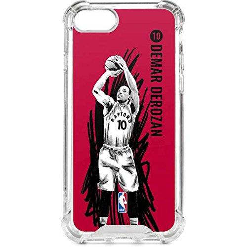 innovative design 32056 17690 Amazon.com: Toronto Raptors iPhone 8 Case - DeMar DeRozan Inked ...