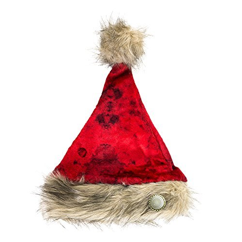 30 Watt The Baddest Santa Hat Holiday Party Hat by 30 Watt